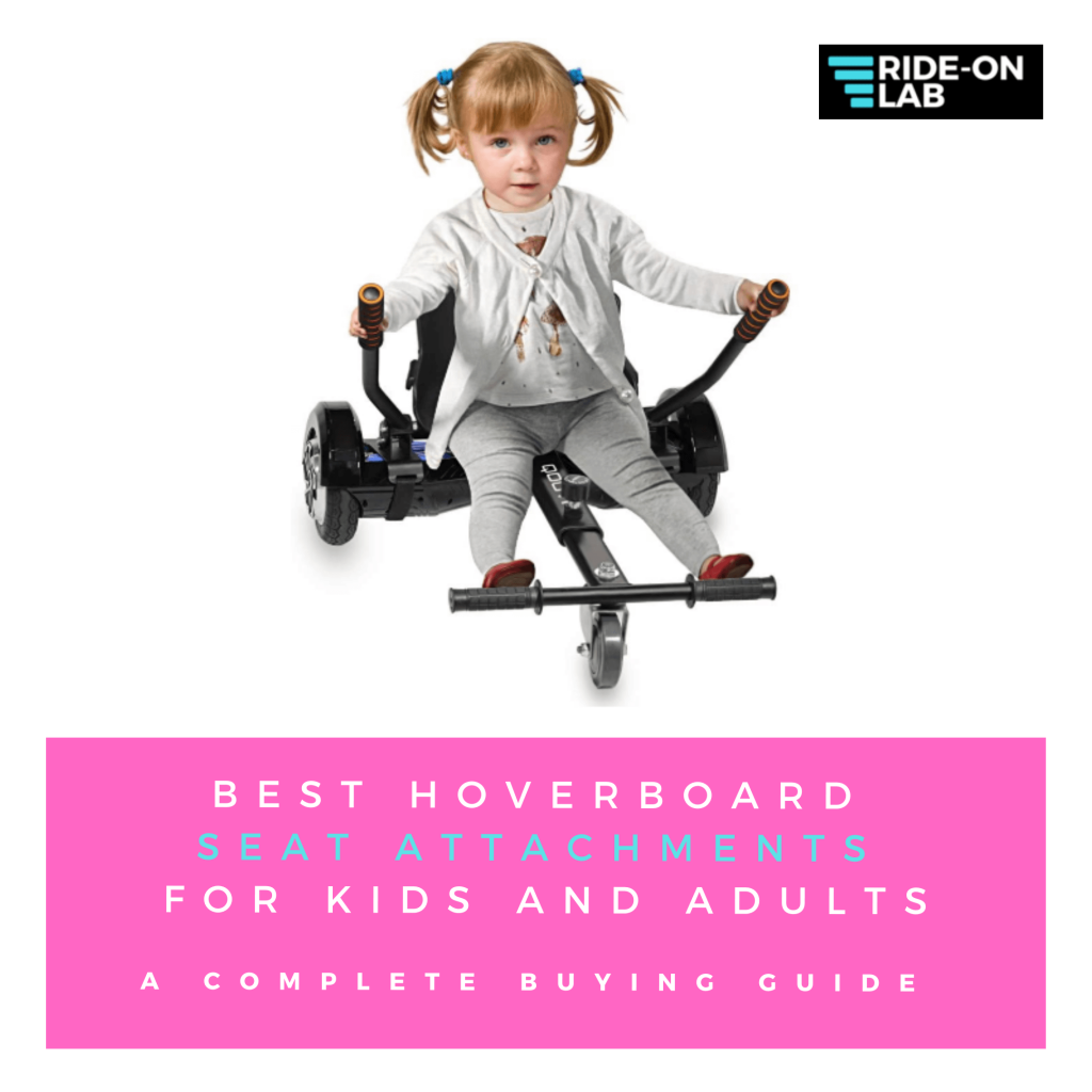 best hoverboard seat attachments