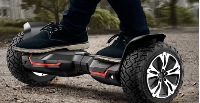 gyroor warrior hoverboard review