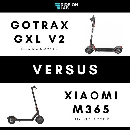 GOTRAX-GXL-V2-VS.-XIAOMI-M365