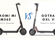 GOTRAX GXL V2 VS XIAOMI M365 - Featured