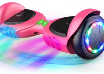 best pink hoverboards with bluetooth